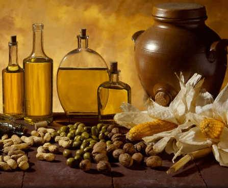 Preparacion de oleo sagrado