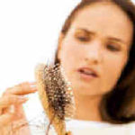 Caida del cabello total en mujeres