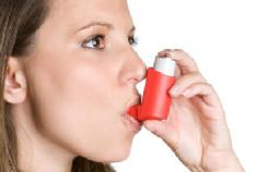 La asfixia, el asma, la alergia respiratoria