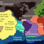 Placas tectonicas Isla de Pascua. La Tierra esta de parto.