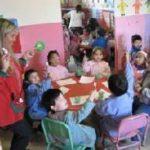 Escuela del Espiritu: ¿Maestra de kinder?