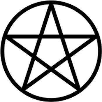 estrella pentagonal