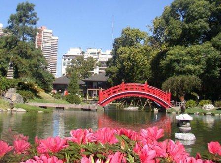 Brinda Mair en vivo en el Jardin Japones