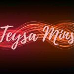 Me he emocionado con mi nombre cosmico Teysa