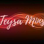 He llorado y me he emocionado con mi nombre cosmico: Teysa