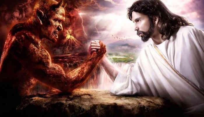El Bien y el Mal estan presentes en el mundo: Bendicion de Abundancia