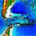 Plataforma continental en la canalizacion de procesos mundiales
