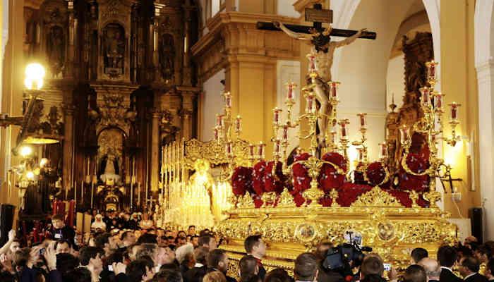 atraer un periodo de gracia en Semana Santa