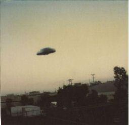 Avistaje de naves extraterrestres