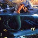 La sirena y la roca