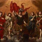 El coro angelico de los Arcangeles: Jerarcas mensajeros de Dios