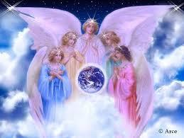 Haz que los angeles sitien a tus enemigos internos
