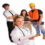 Empleo en relacion de dependencia y trabajo espiritual