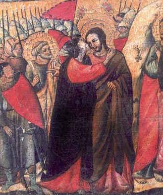 la traicion de Judas