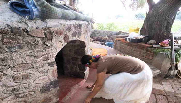 Tercera etapa del evento Mexico 2012 en Teotihuacan