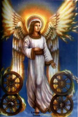 angeles Tronos