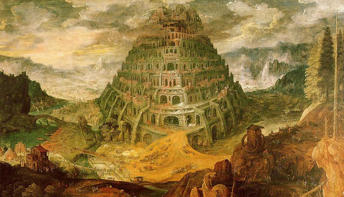 Babel significa confusion
