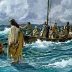 ¿Seguiras al Cristo si te invita a caminar sobre las aguas?