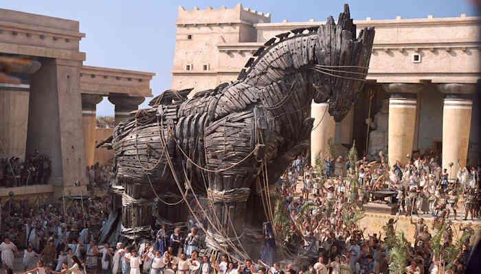 Caballo de Troya para reconquistar a los que amas