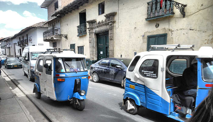 Testimonio de Cajamarca Peru