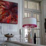 Inauguracion del atelier de Brinda Mair