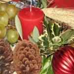 Prepara tu Centro de Mesa de Navidad con buenos deseos
