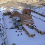 Egipto bajo la nieve!! ¿Vivimos tiempos de profecias?
