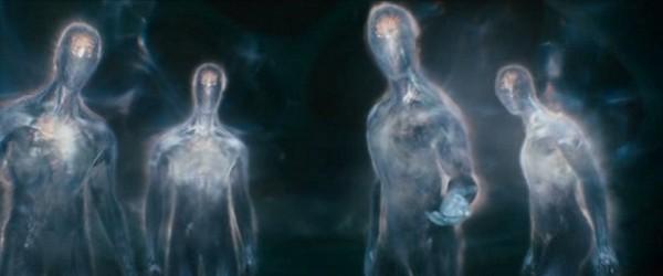 Los mensajeros de luz