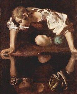 narciso-caravaggio-1595