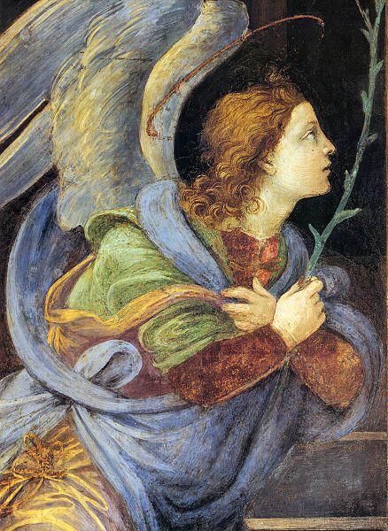 arcangel Gabriel El Anunciador