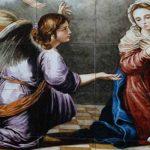 La Encarnacion del Verbo o Anunciacion del Arcangel Gabriel a Maria