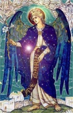 arcangel gabriel - anunciacion