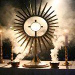 Jesucristo en la Eucaristia: Corpus Christi