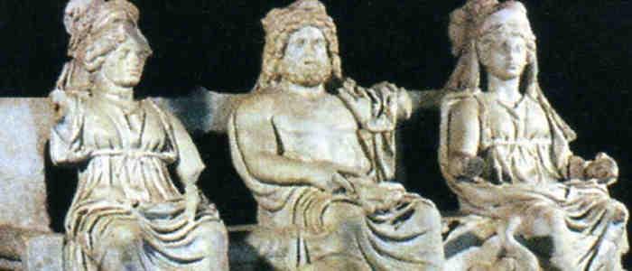Antigua Roma: Fiesta Poplifuges en honor al dios Jupiter