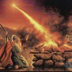 El profeta Elias, el profeta de fuego