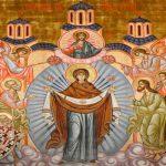 El Manto de Maria o Maphorion - Festividad ortodoxa