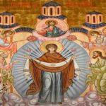 El Manto de Maria o Maphorion – Festividad ortodoxa