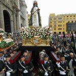Santa Rosa de Lima la primera santa de America