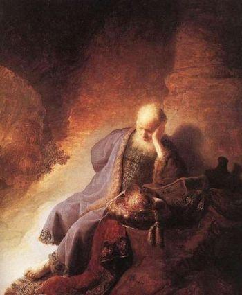 San Jeremias profeta