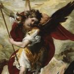 Aparicion del Arcangel Miguel