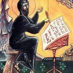 San Efren el sirio, el arpa del Espiritu Santo