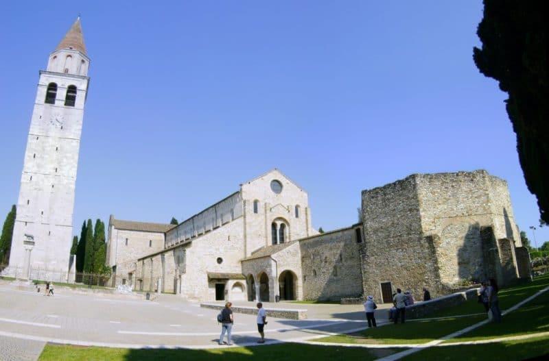 Basilica de Aquileia, Nuestra Señora de la Estrella