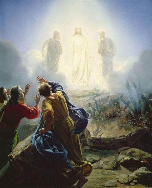 La Transfiguracion del Señor