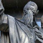 San Juan Crisostomo y el don de la elocuencia
