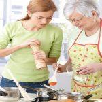 Nadie cocina como mi mama: La energia de la viuda negra tiene sabor