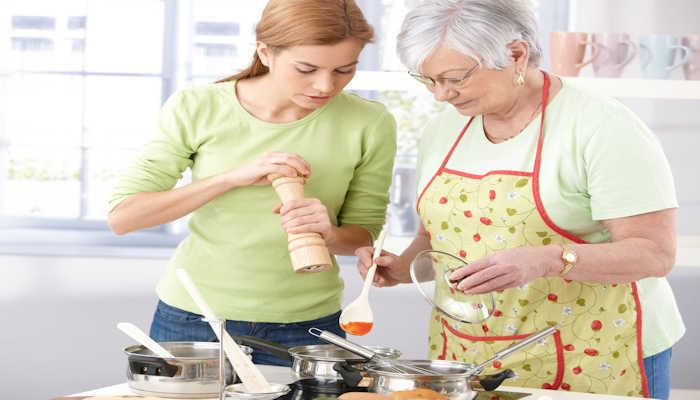 Nadie cocina como mi mama