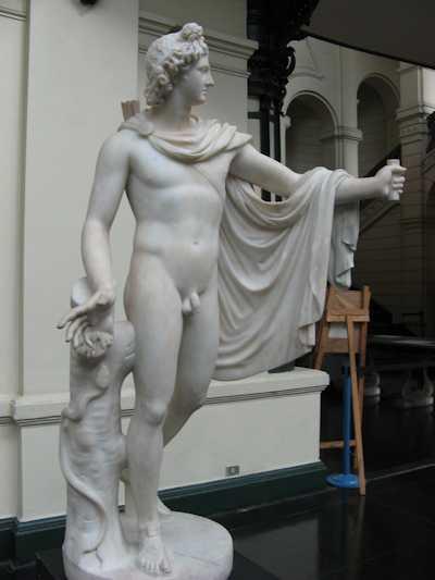 Apolo y el vaticinio
