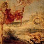 Apolo y el vaticinio su relacion con piton y el Oraculo de Delfos