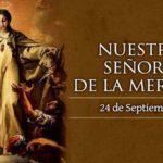 La Virgen de la Merced o Nuestra Señora de las Mercedes