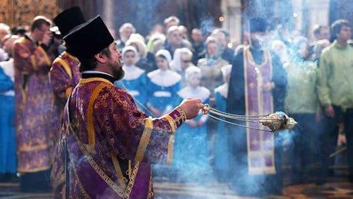 Domingo de Perdon en la pascua ortodoxa